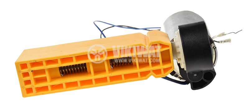 Серво механизъм, 24VDC, червячен, линейно преместване - 10 см, двигател 24VDC/29VDC max, 2A, 60W - 4