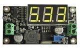 Модул DC/DC конвертор понижаващ 1.23-35VDC/3A с дисплей
