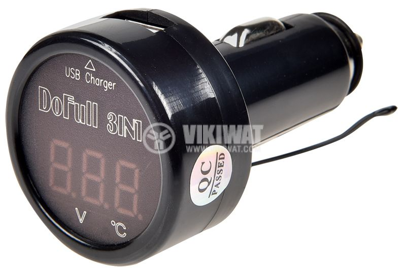 Термометър за кола - 1