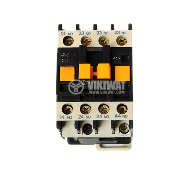 Contactor, Four-pole, 48VAC, 2NO + 2NC, 10A - 1