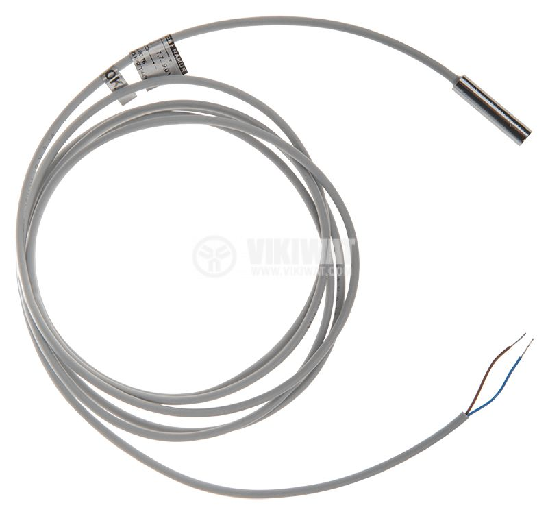 Индуктивен датчик NAMUR IN06ES1, ф6.5x40mm, 7-9VDC, обхват 1mm, екраниран - 1