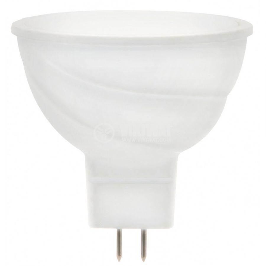 LED Lamp 6.5W, 12V, GU5.3, 6500K