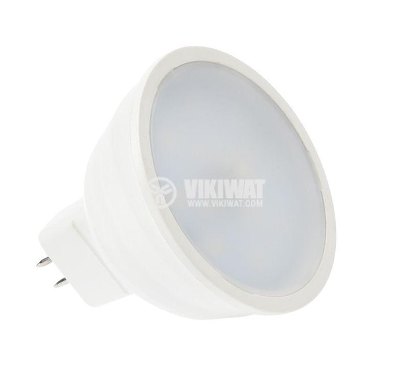LED spotlight, 6.5W, 12VDC, GU5.3, 6500K, cool white - 2
