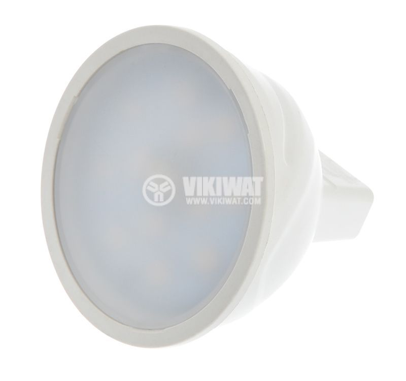 LED spotlight, 6.5W, 12VDC, GU5.3, 6500K, cool white - 5