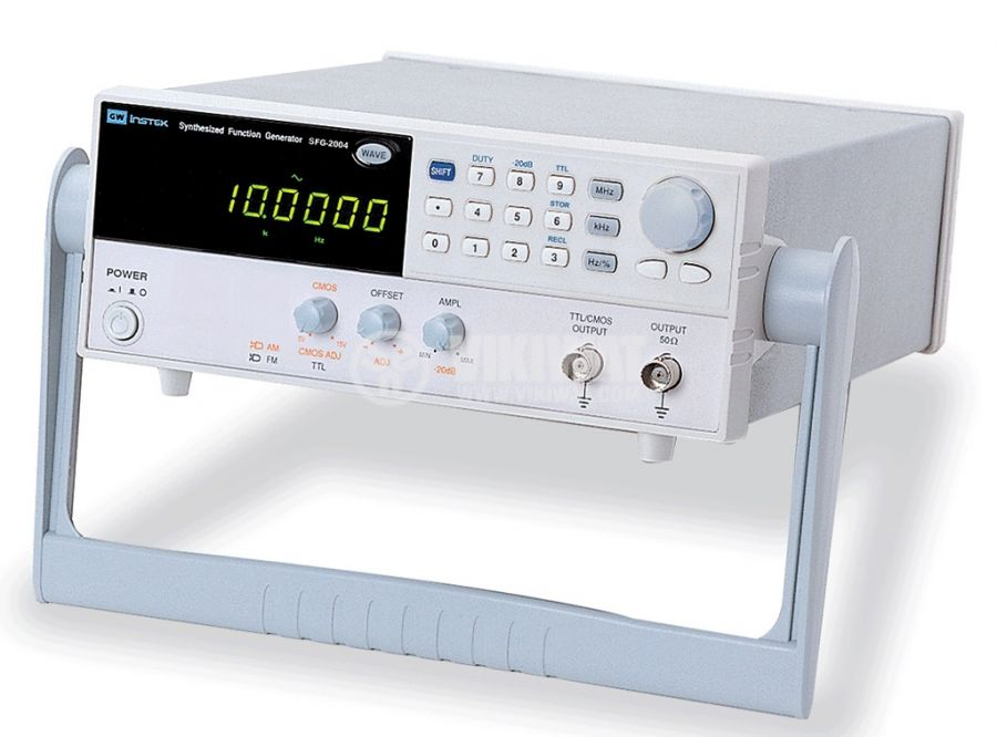 DDS Function Generator, SFG-2004, 0.1Hz to 4MHz - 1