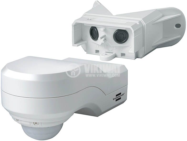 PIR Motion Detector PIR 240 IP44 White