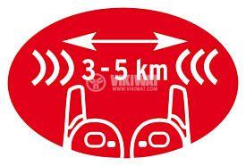 Радиостанции PMR Walkie Talkie TRX 3500 Brennenstuhl - 4