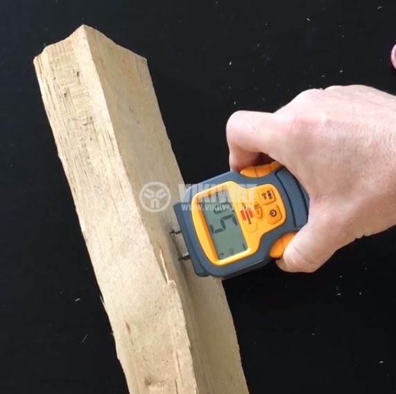 Влагомер за дърво и бетон, Brennenstuhl 1298680   - 8