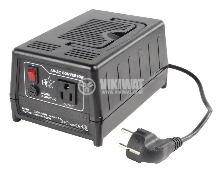 Voltage converter 220 - 110 V 300 W - 2