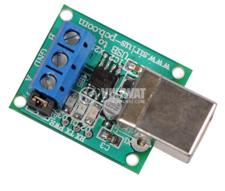 Converter from USB to RS485 - 1