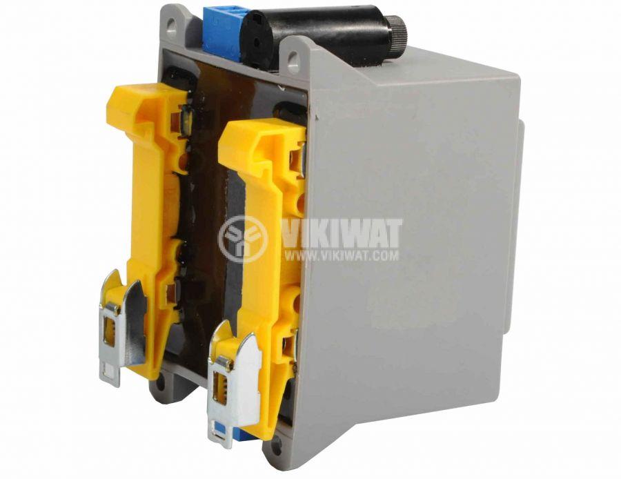 Трансформатор за DIN шина 230/24VAC, 60VA - 3