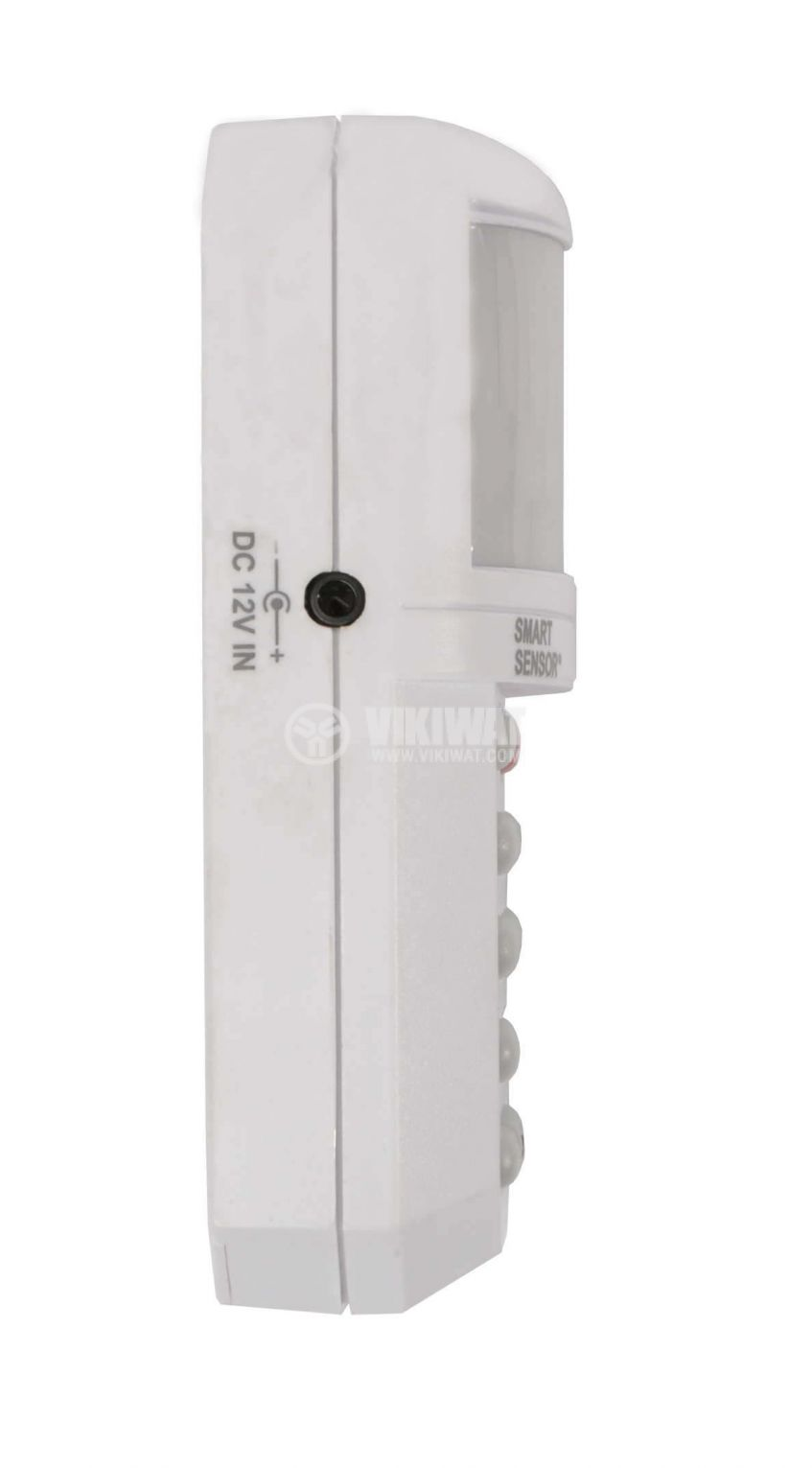Alarm with PIR Sensor and keyboard AR160B, 12VDC / 4xAA - 2