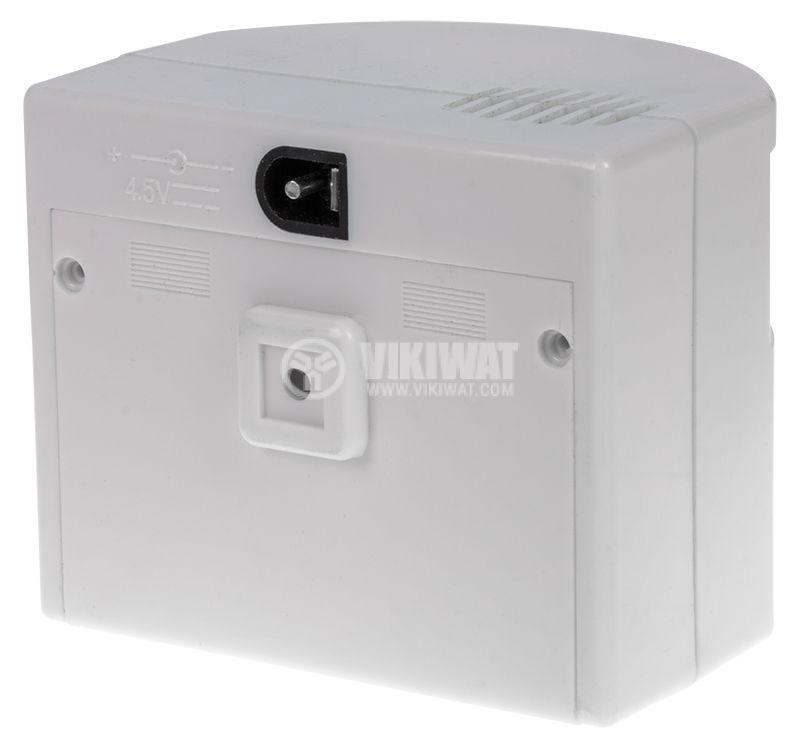 Alarm with PIR Sensor, 12VDC / 3xAA - 4