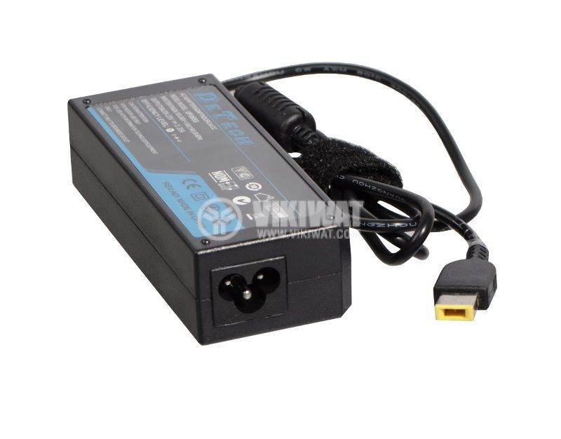 Power Adapter, UP065S, Lenovo, (100-240) VAC-20VDC, 3.25A - 1