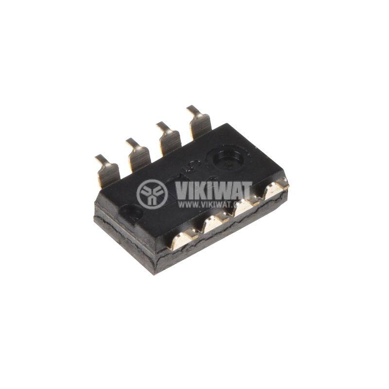 Микропревключвател DIP, 4 полюсен, SPST, ON-OFF, DMR-04-T-V - 2
