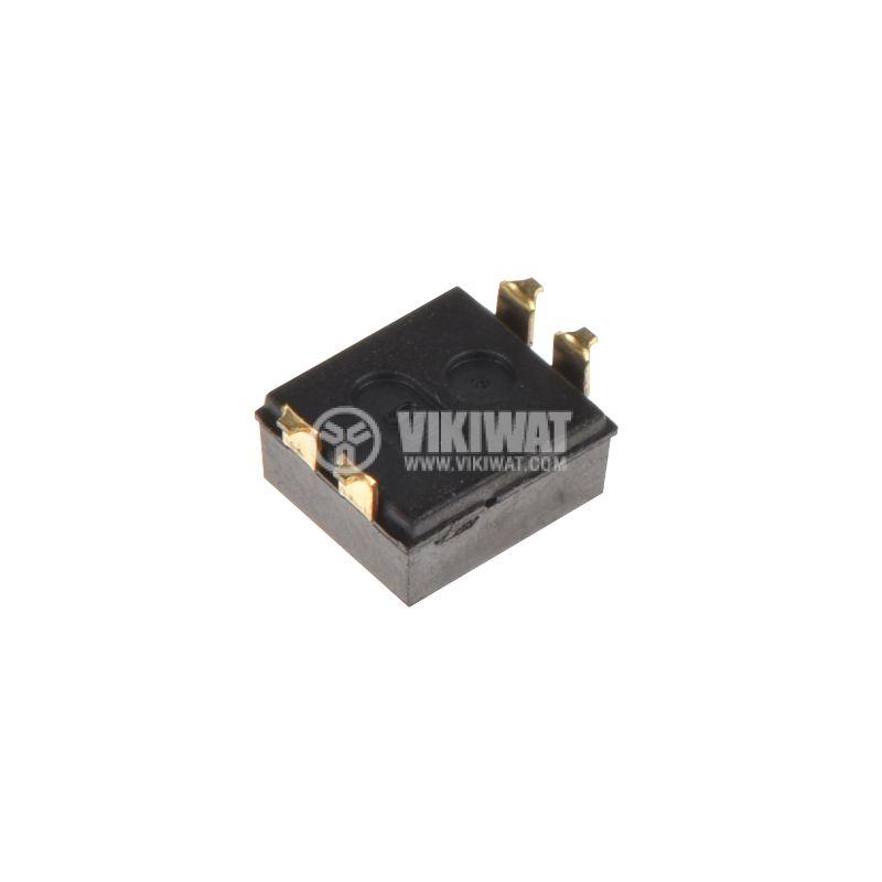Микропревключвател DIP, 2 полюсен, SPST, ON-OFF, A6SN2101 - 2