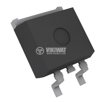 Tранзистор IPB60R600C6, CoolMOS N-MOSFET, 600V, 7A, 0.6ohm, 63W, TO263