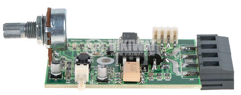 PWM DC регулатор - 1