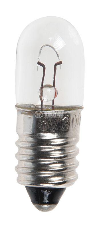 лампа за фенер 6V 300mA E10