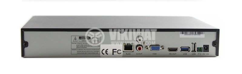 5116S H.264 1080P 16CH NVR ONVIF Network Video Recorder  - 2