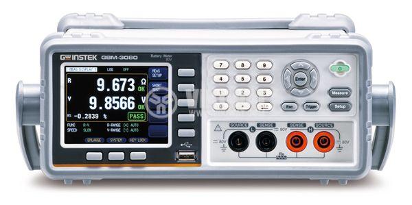 Battery tester GBM-3080, 3.2kOhm, 80VDC - 2