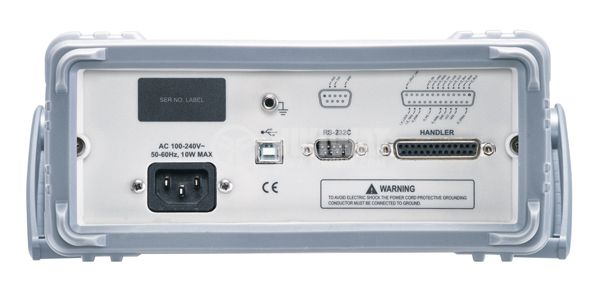 Тестер за батерии GBM-3080, 3.2kOhm, 80VDC - 3