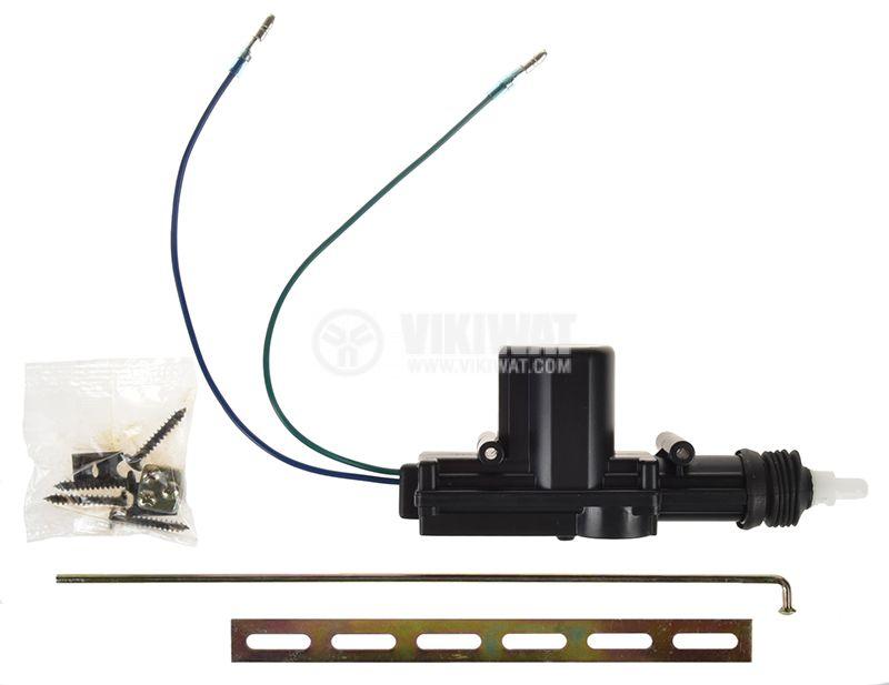 Машинка за автомобилно централно заключване Mark-99, 12VDC - 3