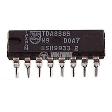 Интегрална схема TDA8385