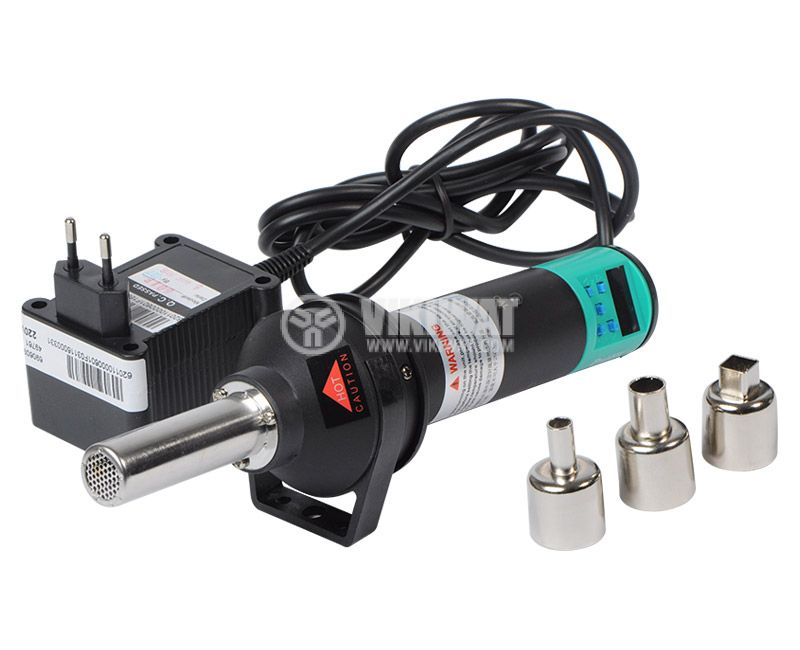 Hot air soldering station 5-560W - 1