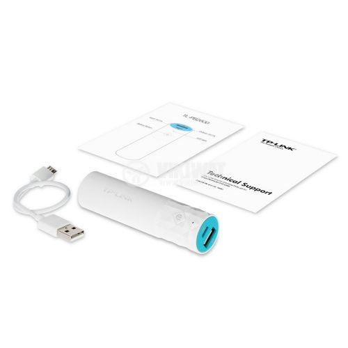 Universal portable battery TL-PB2600, 2600mAh - 3
