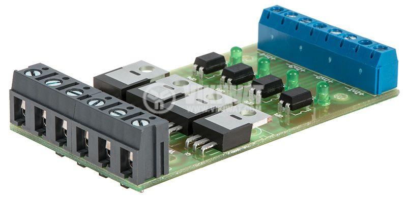 4xN-Mosfet Swich превключвател на мощни DC консуматори - 2