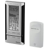 Thermo Hygrometer Weather station KN-WS500N Indoor and Outdoor
