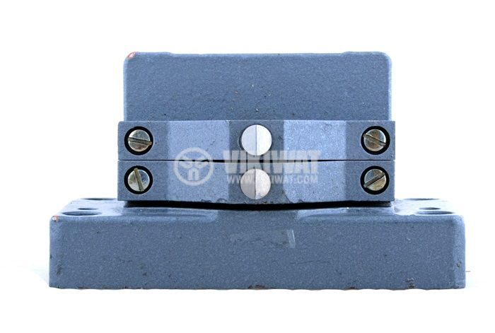 Multiple Position Limit Switch ПК-02, 2PDT-2NO+2NC, 10A/250VAC