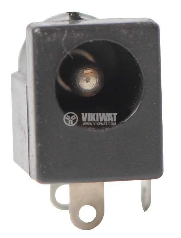Power DC socket, M, 5.5x2.5mm - 1