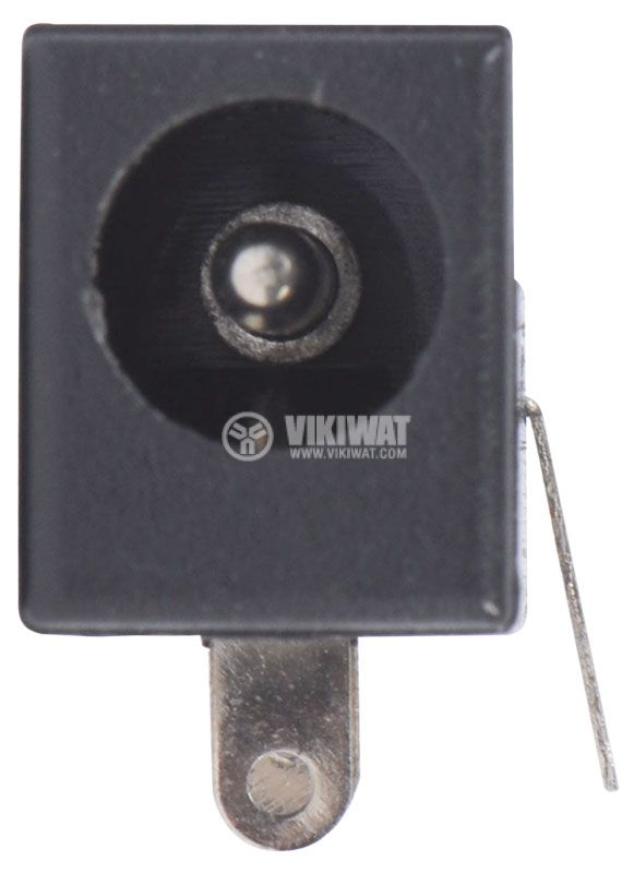 Power DC socket, M, 5.5x2.5mm - 4