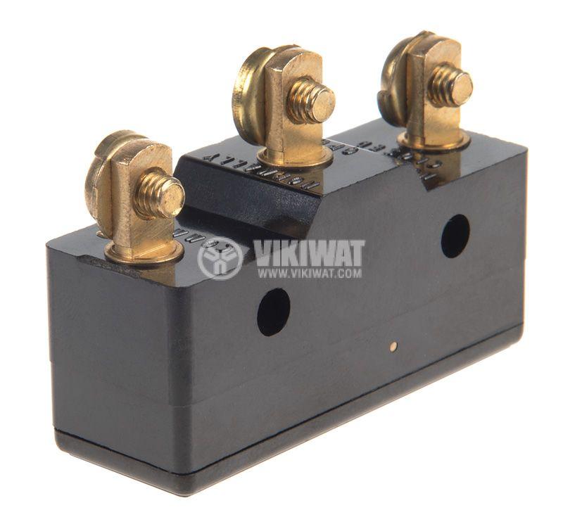 Limit Switch, AG-20G-B8, SPDT-NO+NC, 20A/380VAC, pusher - 4