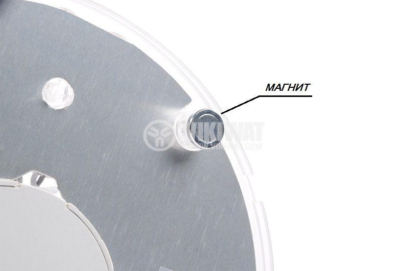 LED magnet plate 12W 220V 6000K white warm - 3