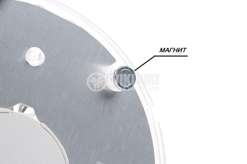 LED magnet plate 18W 220V 6000K white warm - 3