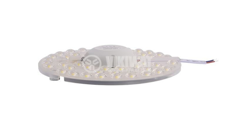 LED magnet plate 24W, 220VAC, 6000K, white warm - 2