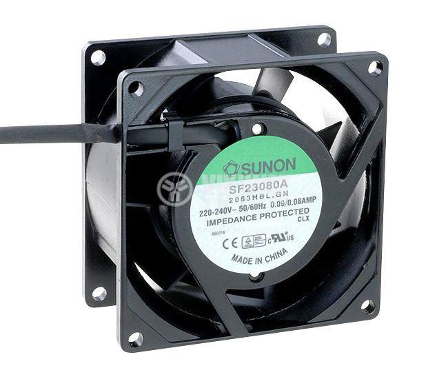 axial fan - 1