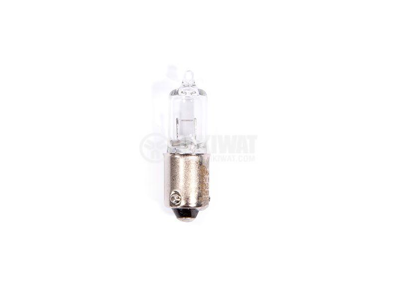 Automobile bulb, 12VDC, 16W, H6W - 1