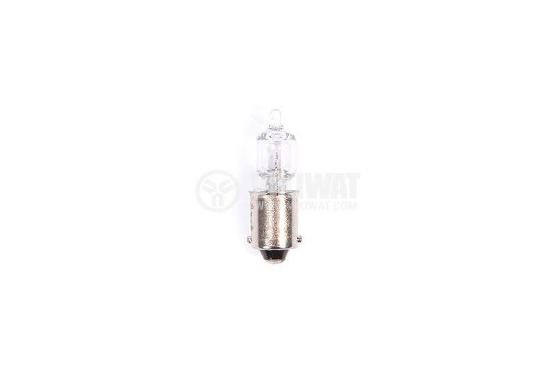 Auto bulb, H10W, 12VDC, 10W, BA9S - 1