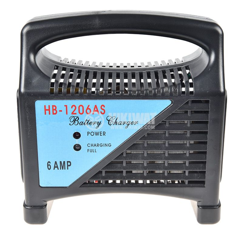 Зарядно за акумолатор 12 волта - 4