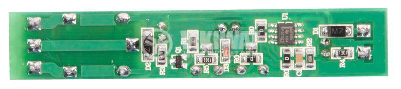 Cyclic timer 555, 12V, 240V/7A - 2