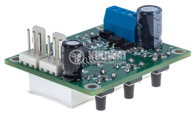 Differential thermostat, -55°C~125°C, 12VDC - 3