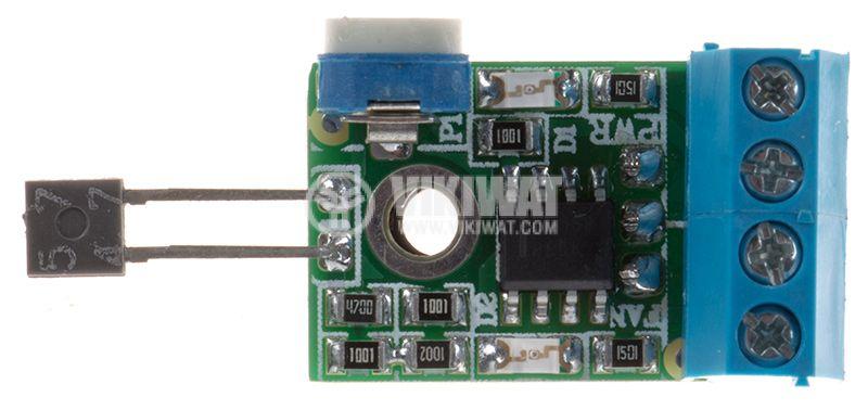 Thermoregulator 12 VDC  - 3