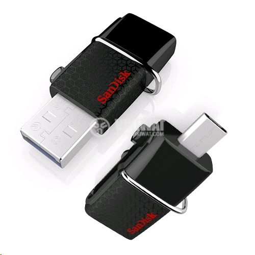 Flash memory SanDisk, 64GB, Ultra Android Dual, USB 3.0 - 2