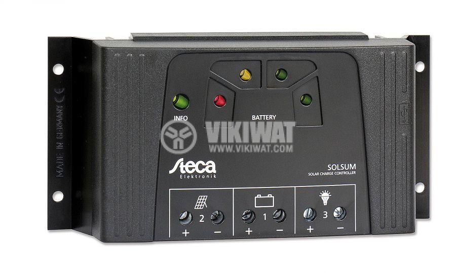 Контролер за соларни системи - 1