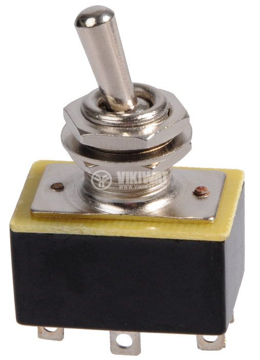 Toggle Switch PLS-202 A3, 3A, 250VAC, DPDT - 1