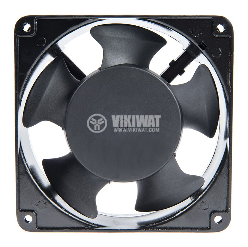 Вентилатор 220VAC 120x120x38mm - 2